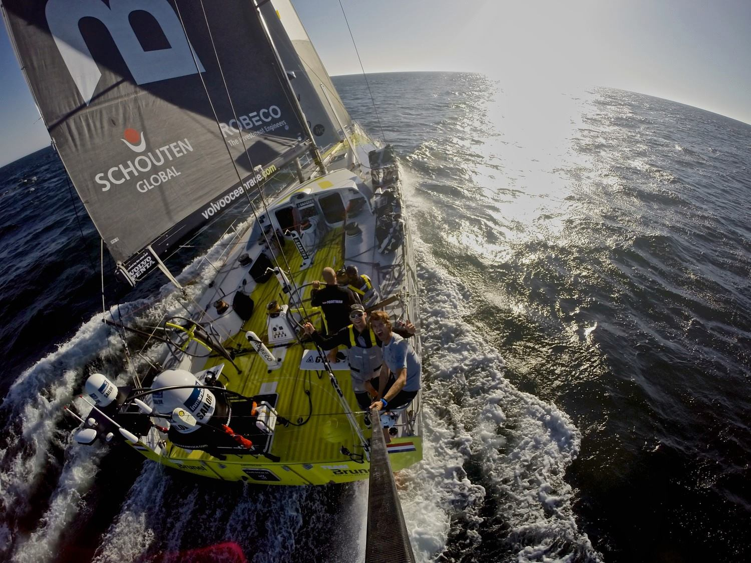 Volvo Ocean Race - Gigant Stage