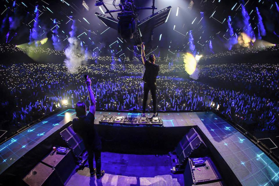 Dimitri Vegas & Like Mike 3.0