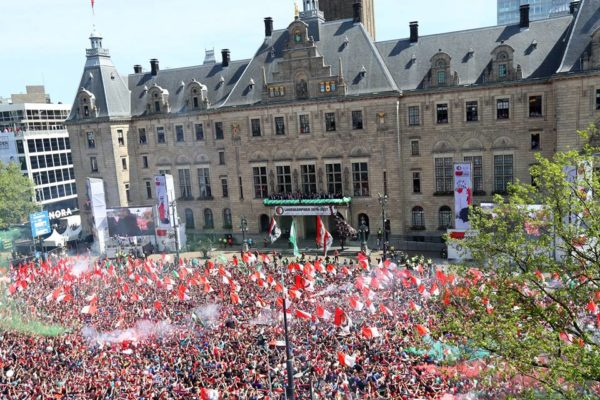 Kampioenschap Feyenoord 2017