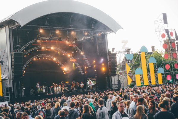 Zomerparkfeest Venlo 2017