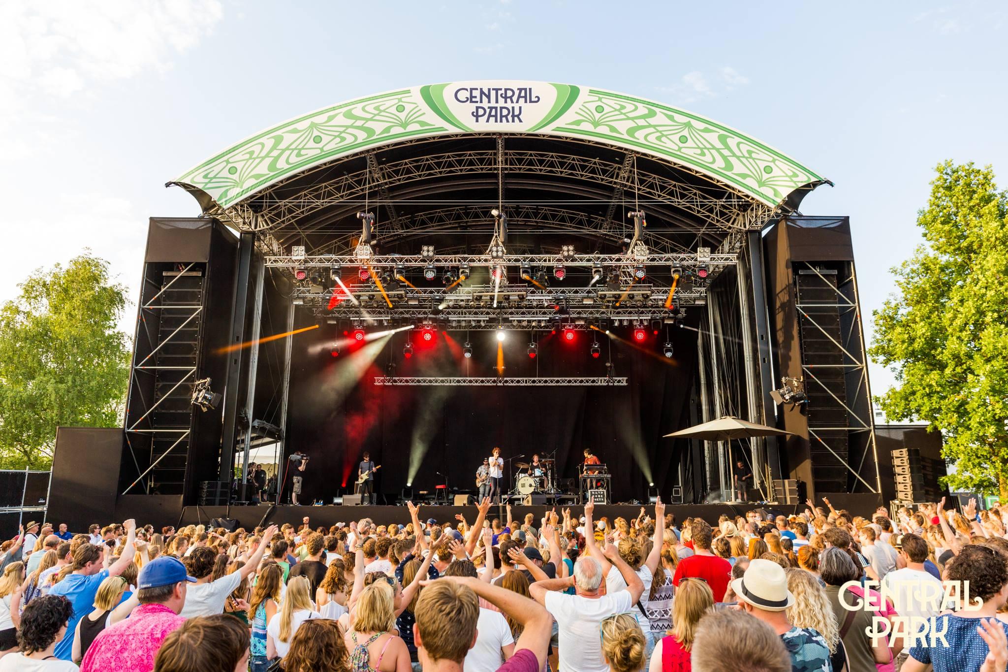 Central Park Festival 2017 Gigant Stage