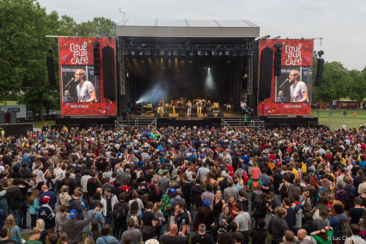 Couleur Cafe 2017 Gigant Stage
