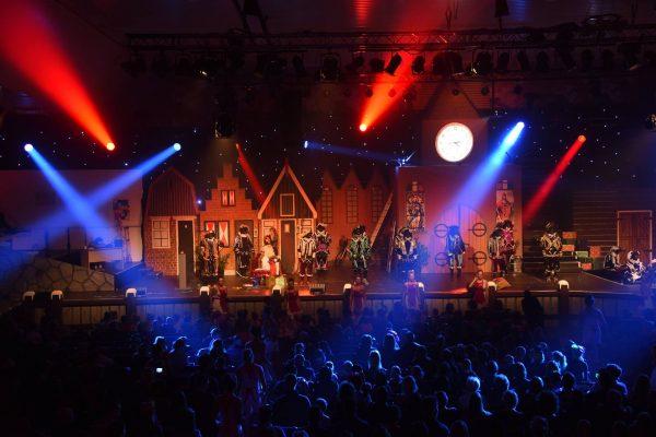 Sinterklaasshow Volendam 2017