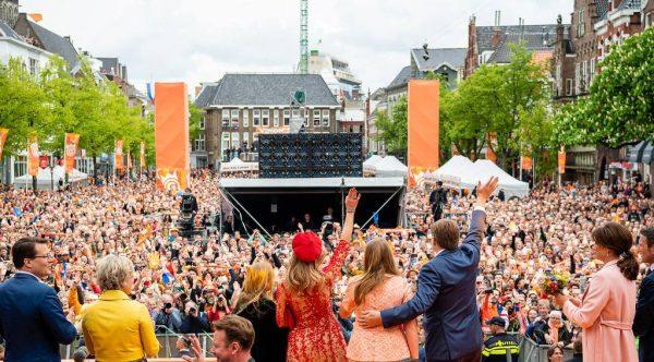 Koningsdag Groningen 2018