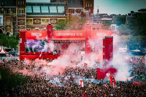 Ajax Kampioenschap 2019