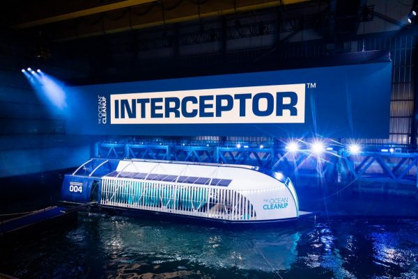 The Ocean Cleanup – Interceptor