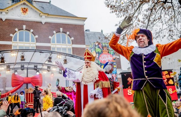 Nationale Sinterklaas intocht 2019